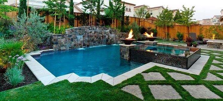 Pool Builder Lafayette | Pool Design Alamo | Danville Pool ...