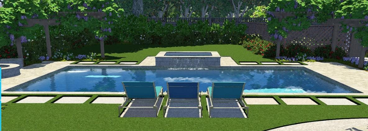 Wonderful Pool Design