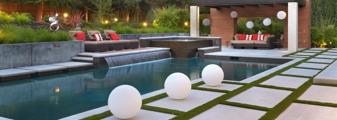 Reflecting Pool Design] Commercial Custom Reflecting Pool Design ...